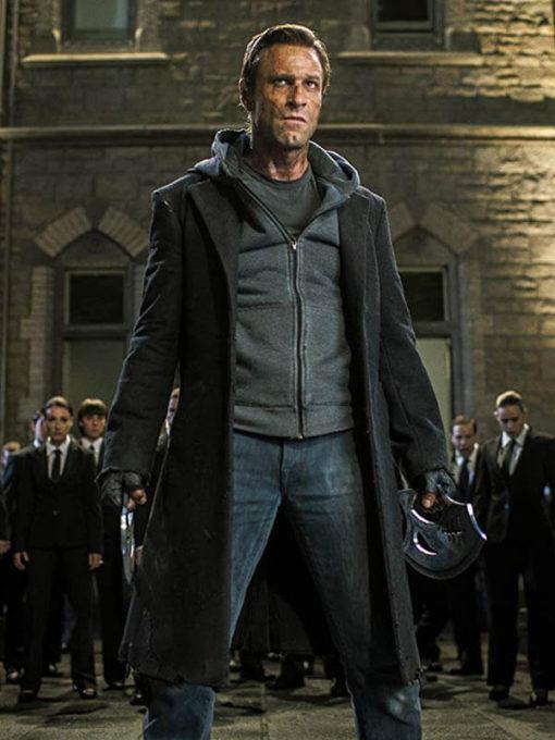 Aaron Eckhart I, Frankenstein Adam Coat