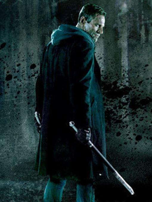 I, Frankenstein Aaron Eckhart Coat