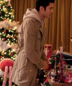 Henry Golding Movie Last Christmas Coat