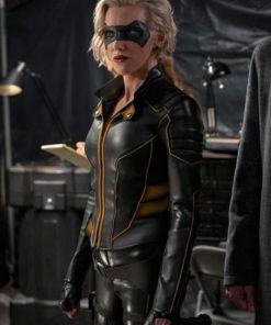 Katie Cassidy Tv Series Arrow Season 08 Jacket