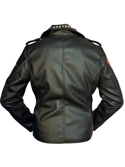 Brando Red Heart Stars Jacket