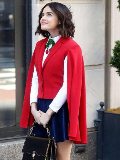 Katy Keene Red Vest