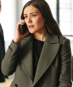 Elizabeth Keen The Blacklist Series Wool Coat