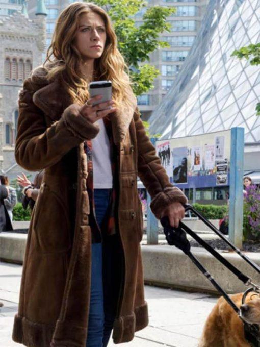 TV Series In The Dark Murphy Mason Coat