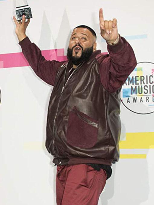 Music Awards Event DJ Khaled Bomber Jacket
