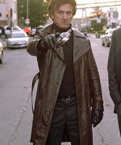 Sean Penn Mystic River Jimmy Markum Coat