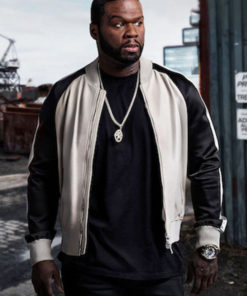 Power Series 50 Cent Leather Jacket