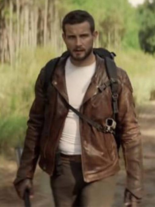 Nico Tortorella The Walking Dead Felix Jacket