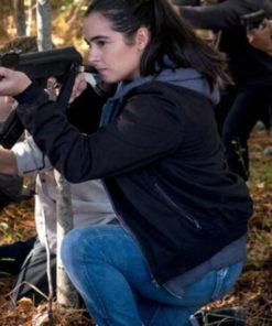 Walking Dead Series Alanna Masterson Jacket
