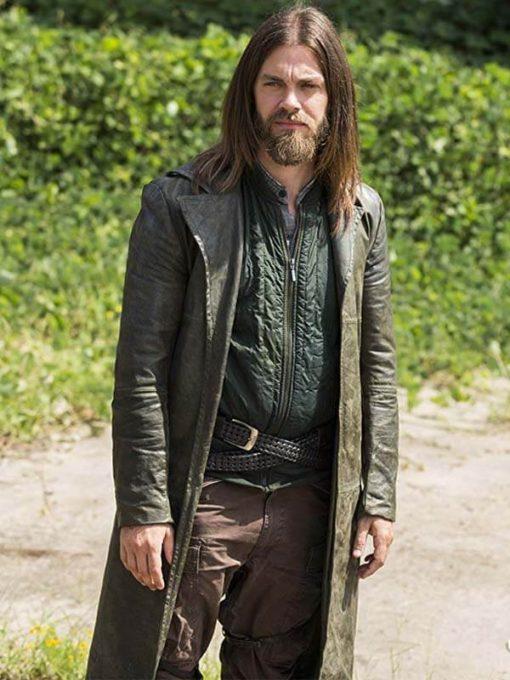 Walking Dead Paul Jesus Rovia Coat