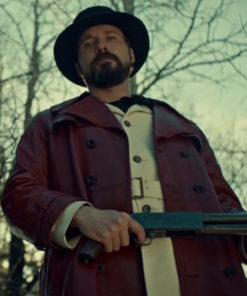 TV Series Fargo Wayne Kitchen Red Coat