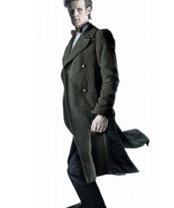 Matt Smith 11th Doctor Who Coat