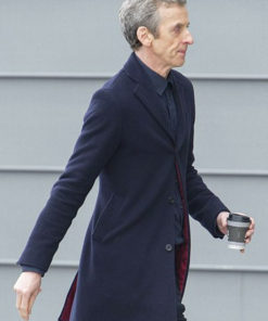 12th Doctor Who The Doctor Coat