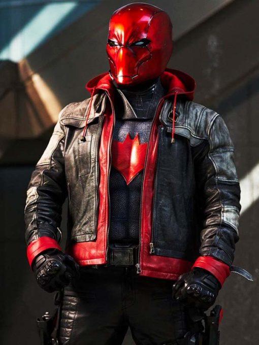 Arkham Knight Hooded Jacket
