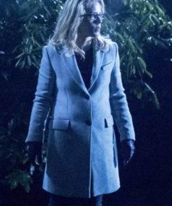 Felicity Smoak Tv Series Arrow Coat