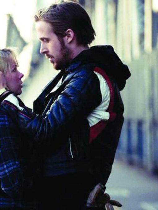 Ryan Gosling Blue Valentine Dean Leather Jacket