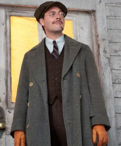 Richard Harrow Boardwalk Empire Jack Huston Coat