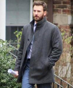 Chris Evans Tv Series Defending Jacob Coat
