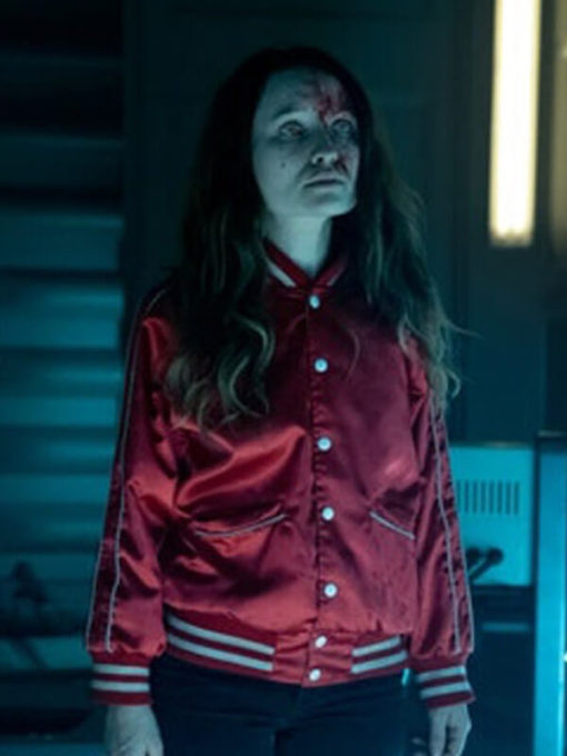 American Gods Series Emily Browning Jacket
