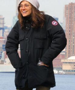 TV Series Modern Love Emmy Black Trench Coat