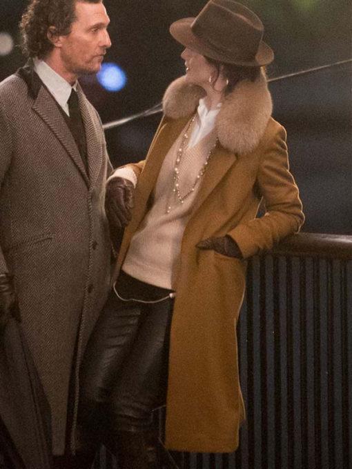 Rosalind Movie The Gentlemen Coat
