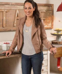 Host Fixer Upper Joanna Gaines Jacket