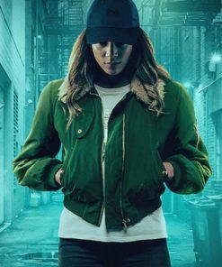 The Stranger Series Hannah John-Kamen Jacket