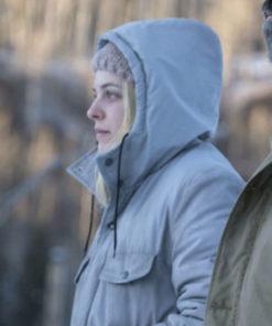 Hold The Dark Medora Slone Hooded Coat