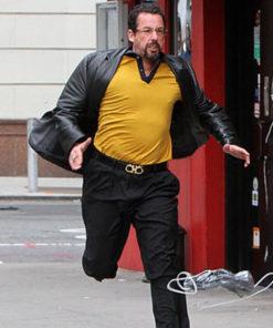 Uncut Gems Adam Sandler Black Blazer Jacket