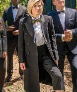 Doctor Who SO12 Black Coat