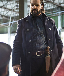 Vandal Savage TV Series Legends of Tomorrow Coat