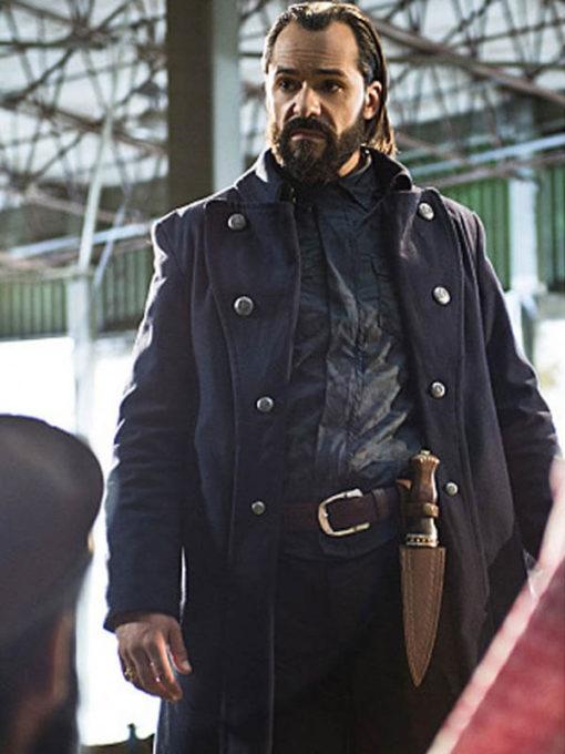 Vandal Savage TV Series Legends of Tomorrow Coat