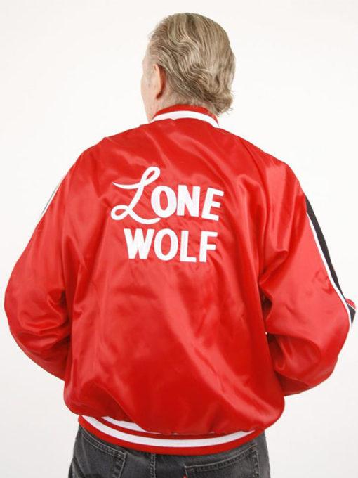 Lone Wolf Bomber Jacket