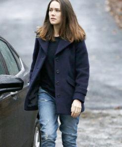 Elizabeth Keen The Blacklist Megan Boone Blue Jacket