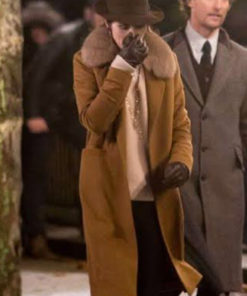 Film The Gentlemen Rosalind Coat