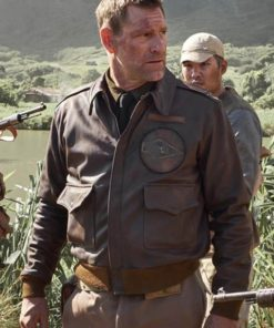 Aaron Eckhart Midway Jimmy Doolittle Jacket