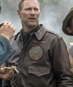 Midway Aaron Eckhart Jacket