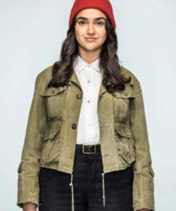 TV Series Miracle Workers Geraldine Viswanathan Jacket