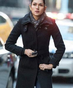 TV Series Power Lela Loren Long Coat for Womens