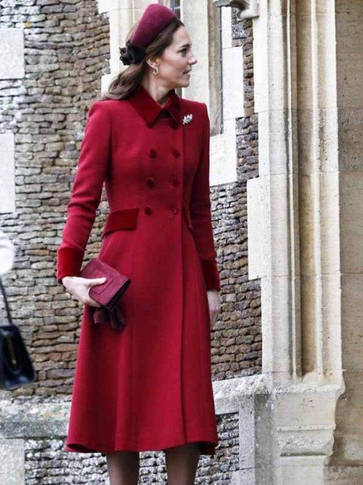 Princess Kate Middleton Coat