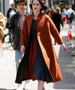 Miriam Midge Maisel The Marvelous Mrs.Maisel Trench Coat