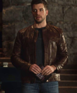 Dan Jeannotte The Bold Type Jacket