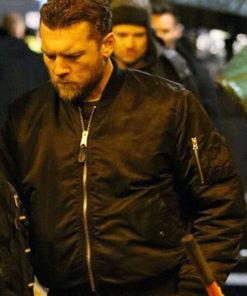 Sam Worthington The Hunters Prayer Jacket