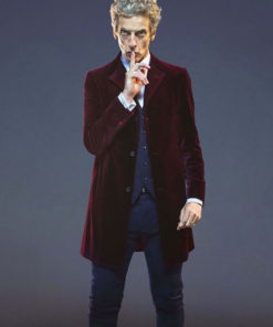 David Tennant The Doctor Doctor Who Velvet Coat