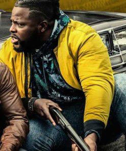 Hawk Spenser Confidential Winston Duke Yellow Jacket