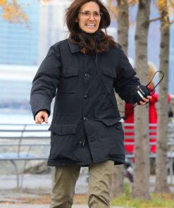 Modern Love Emmy Rossum Coat