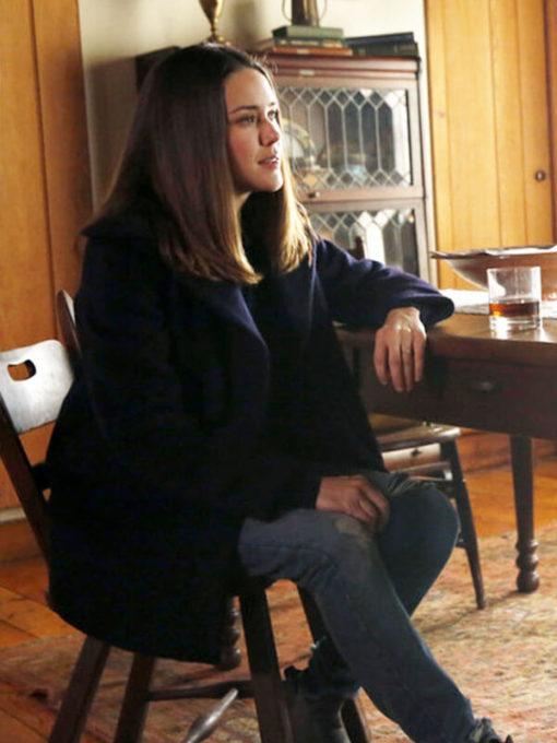 Megan Boone The Blacklist Series Jacket