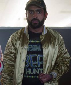 Jibran Movie The Lovebirds 2020 Kumail Nanjiani Jacket