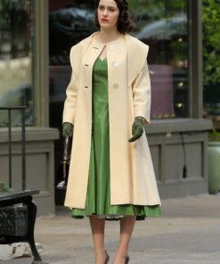 Rachel Brosnahan The Marvelous Mrs.Maisel Trench Coat