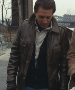 The Seven Ups Buddy Leather Jacket